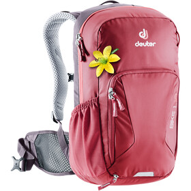 Deuter Bike I 18 SL Backpack Women cranberry-aubergine